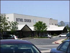 Bethel Church Redding