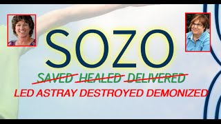 Does Sozo practice demonic exorcism on Christians?….. Yes.